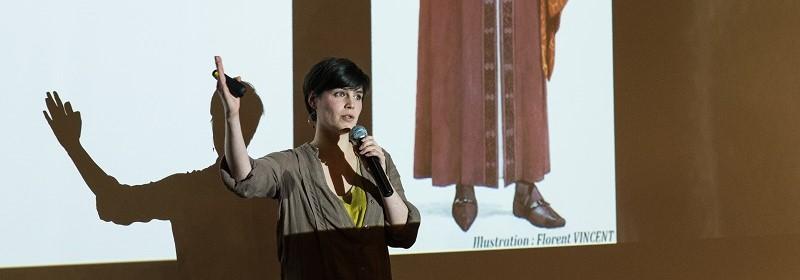 Conférence Histoire de la Mode et du Costume - Virginie Chaverot