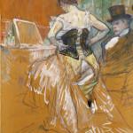 Conquête de passage, Toulouse-Lautrec, 1896